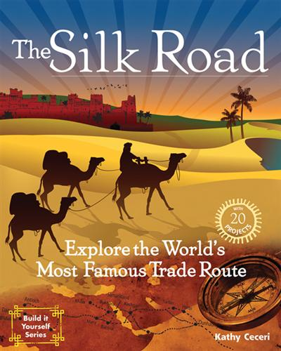 The Silk Road: 20 Projects Explore the World's Most Famous Trade Route