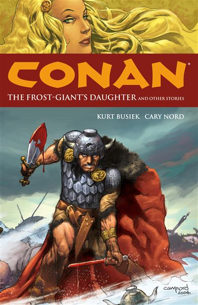 Conan Volume 1: The Frost-Giant's Daughter and Other Stories