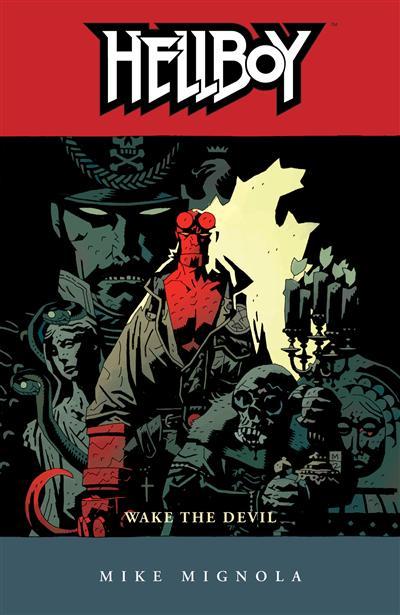 Hellboy Volume 2: Wake the Devil (2nd edition)