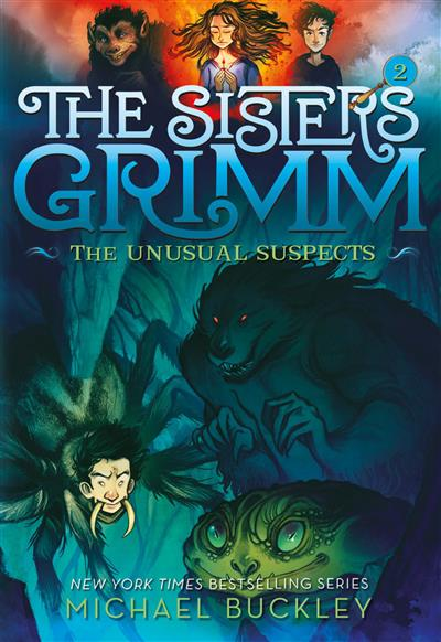 The Unusual Suspects (Sisters Grimm #2)