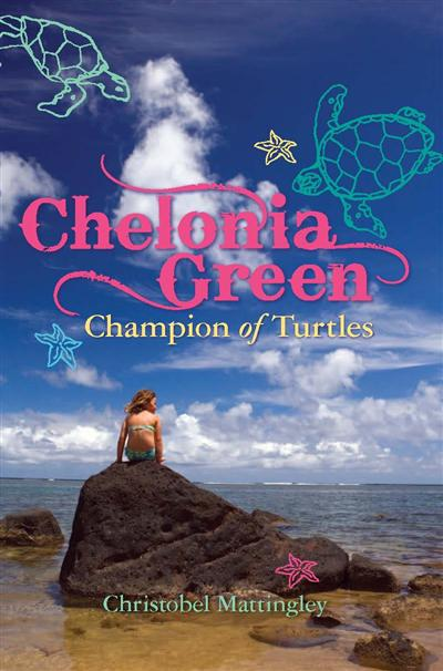 Chelonia Green Champion of Turtles