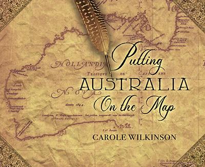 Putting Australia on the Map