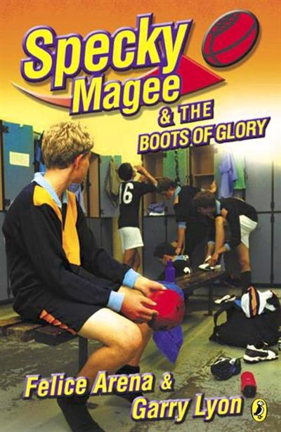 Specky Magee & the Boots of Glory
