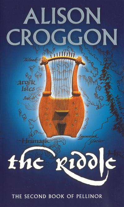 Riddle: The Second Book of Pellinor, The