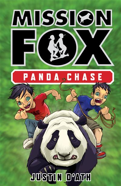 Panda Chase: Mission Fox Book 2: Mission Fox Book 2
