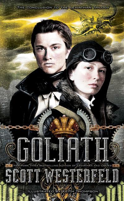 Goliath: Leviathan Book 3: Leviathan Book 3