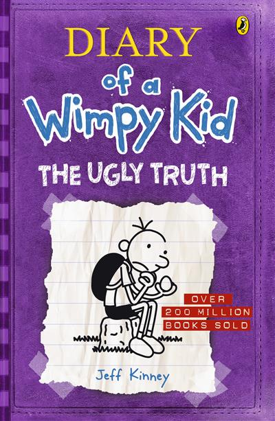 Diary of a Wimpy Kid: The Ugly Truth (Book 5): Diary Of A Wimpy Kid (Bk5)