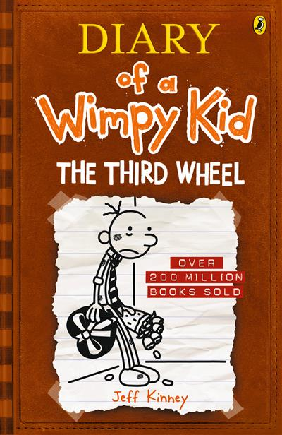 The Third Wheel: Diary of a Wimpy Kid (BK7): Diary of a Wimpy Kid