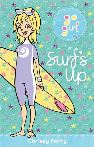 Go Girl! #7 Surf's Up!
