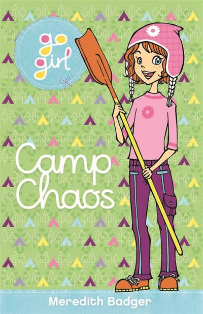 Go Girl: Camp Chaos