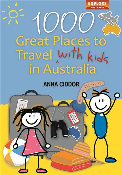 1000 Great Places Travel Kids EBook