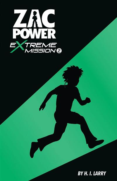 Dark Tower - Zac Power Extreme Mission #2