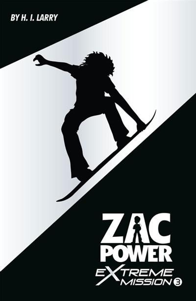 Ice Patrol - Zac Power Extreme Mission #3