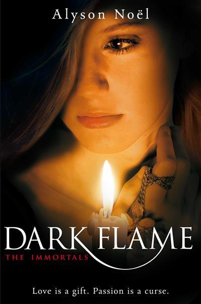 Dark Flame: The Immortals 4