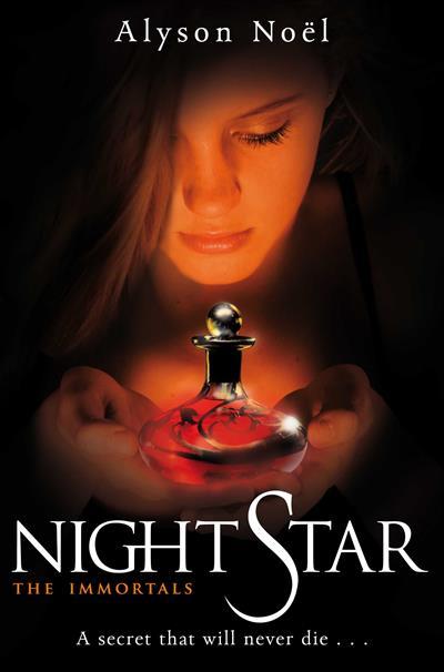 Night Star: The Immortals 5