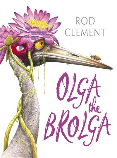 Olga the Brolga
