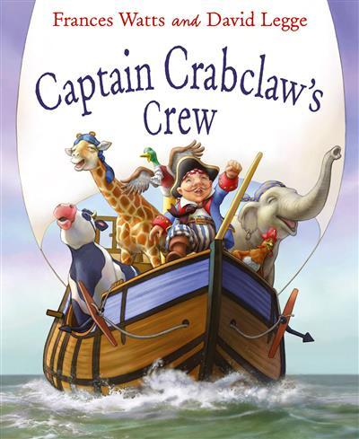 Captain Crabclaw's Crew