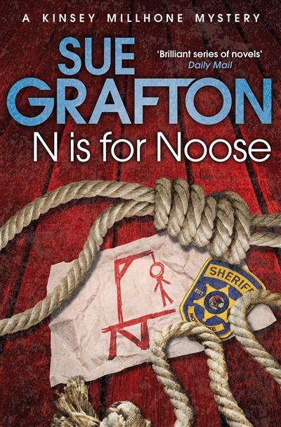 N is for Noose: A Kinsey Millhone Novel 14