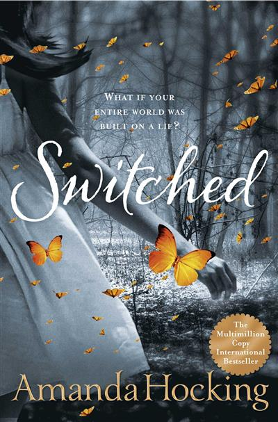 Switched: Trylle Trilogy 1