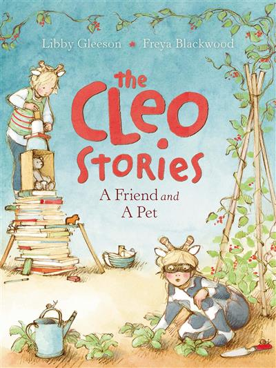 The Cleo Stories 2: A Friend and a Pet