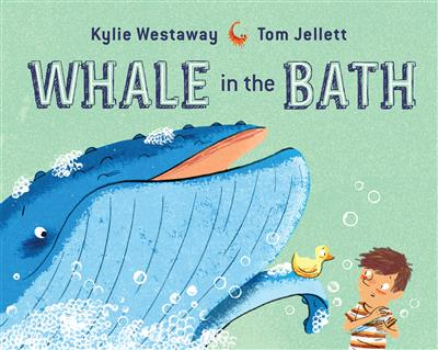 Whale in the Bath
