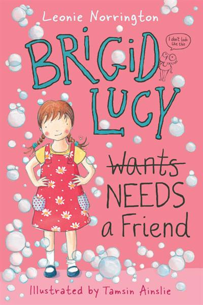 Brigid Lucy: Brigid Lucy Needs A Best Friend
