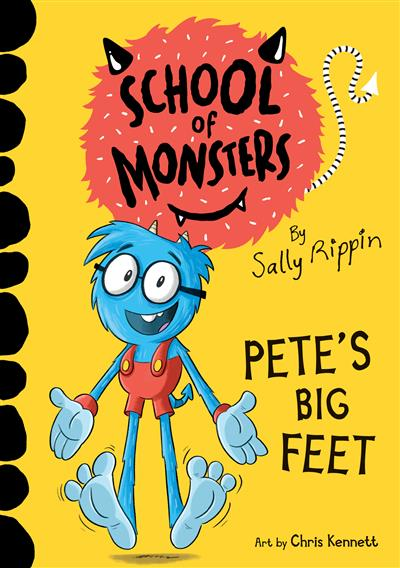 Pete's Big Feet: School of Monsters
