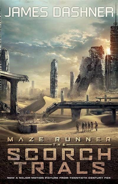 The Scorch Trials (movie tie-in)