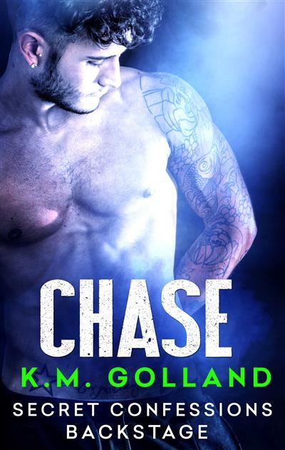 Secret Confessions: Backstage - Chase