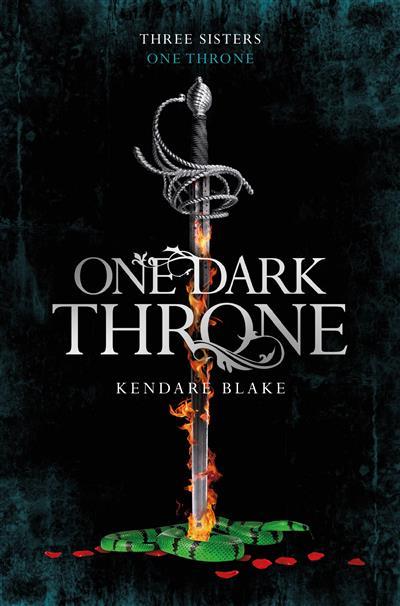 One Dark Throne: Three Dark Crowns Book 2