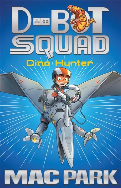 Dino Hunter: D-Bot Squad 1
