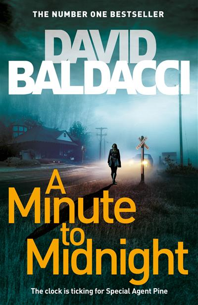 Minute to Midnight: An Atlee Pine Novel 2, A