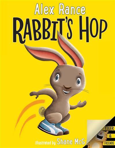 Rabbit's Hop: A Tiger & Friends book