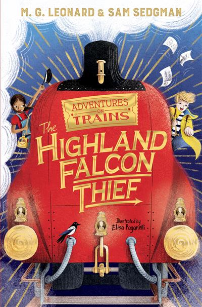 Highland Falcon Thief: Adventures on Trains 1, The
