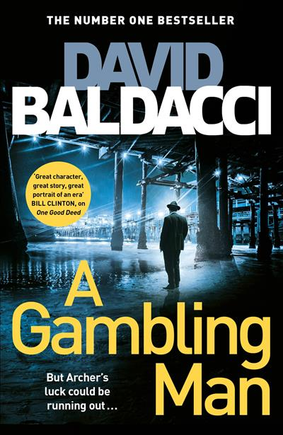 Gambling Man: Aloysius Archer Book 2, A