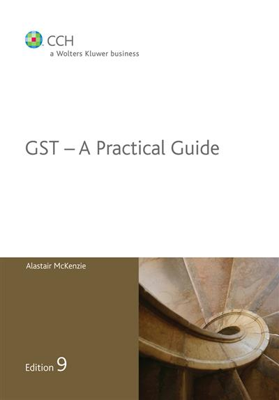 GST - A Practical Guide - 9th Edition