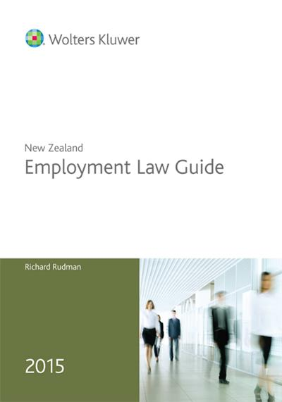 New Zealand Employment Law Guide 2015