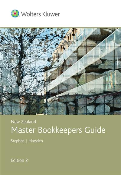 New Zealand Master Bookkeepers Guide - 2nd Edition