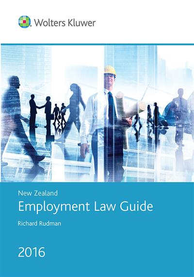 New Zealand Employment Law Guide 2016
