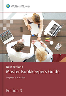 NZ Master Bookkeepers Guide- 3rd Edition