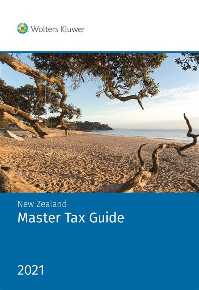 New Zealand Master Tax Guide 2021