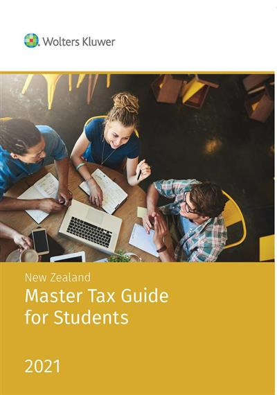 NZ Master Tax Guide for Students 2021