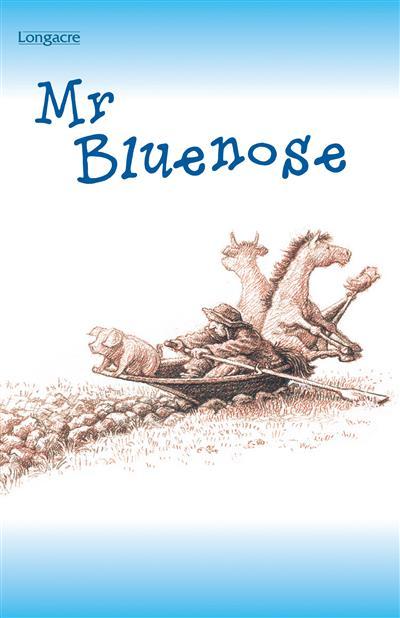 Mr Bluenose