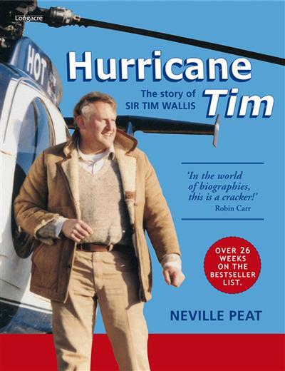 Hurricane Tim: The Story Of Sir Tim Wallis