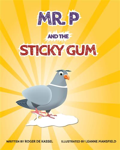 Mr.P and the Sticky Gum