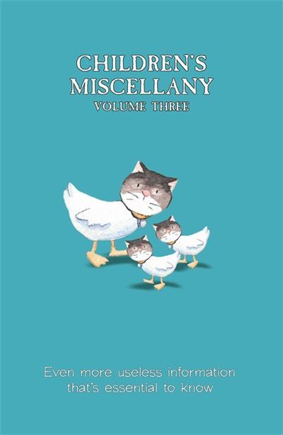 Children's Miscellany: Volume 3