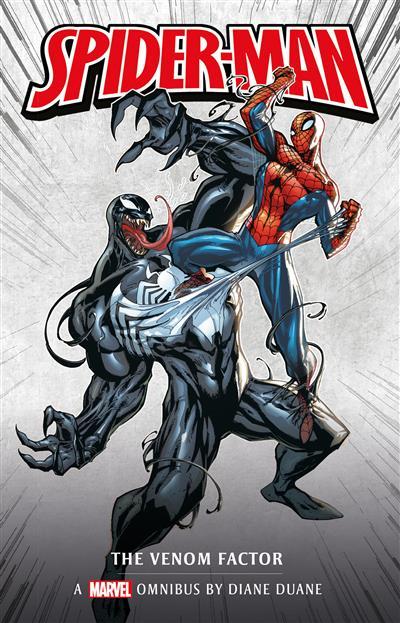 Marvel classic novels - Spider-Man: The Venom Factor Omnibus: Marvel classic novels