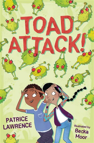 Toad Attack!