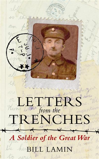 letter from the trenches a 3 a few days ago, and we went to the trenches in daylight we saw the germans coming in to attack but no one knocked us off work i was orderlie to one of our.