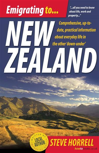 Emigrating to New Zealand